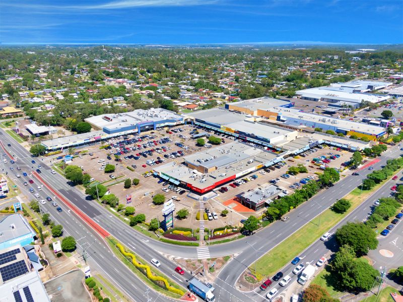 Prominently Positioned Retail / Office At Logan City Centre
