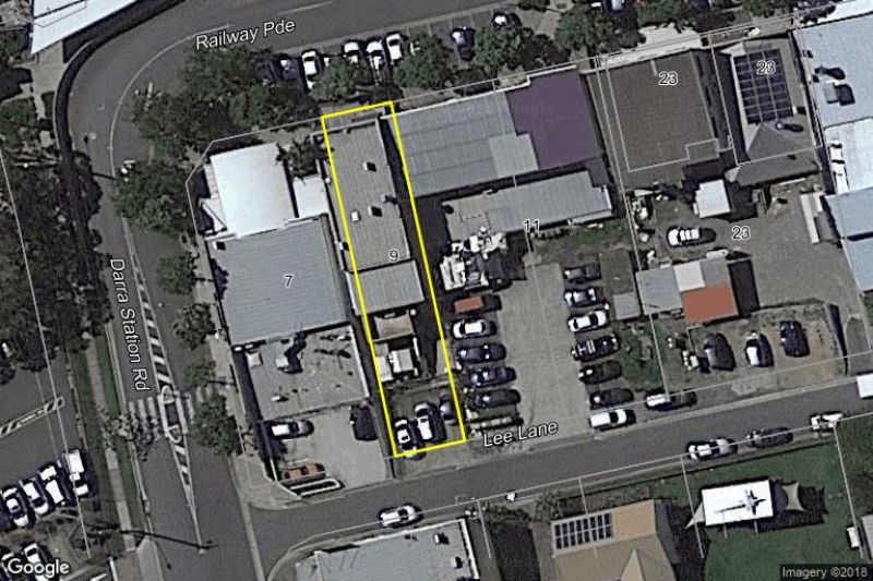 Rare Darra Commercial Property