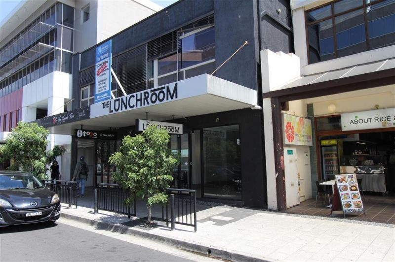 LEASED BY DAMEN ASTEY - 115M² SHOP WITHIN KOGARAH CBD
