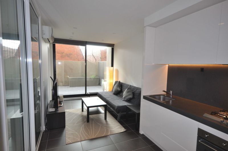 Conveniently Located Furnished Two Bedroom with Courtyard!!