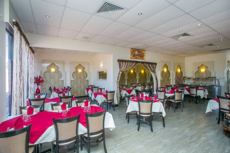 FULLY FITTED OUT FUNCTIONAL RESTAURANT