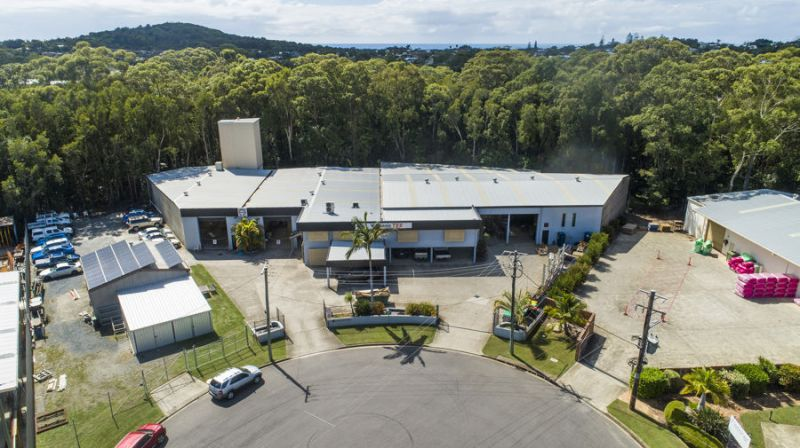 Two adjoining properties leased to global business - price guide circa 6.7% return
