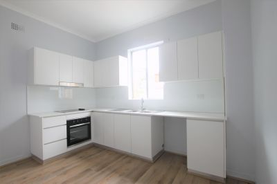 Stunning Newly Renovated One Bedroom Apartment