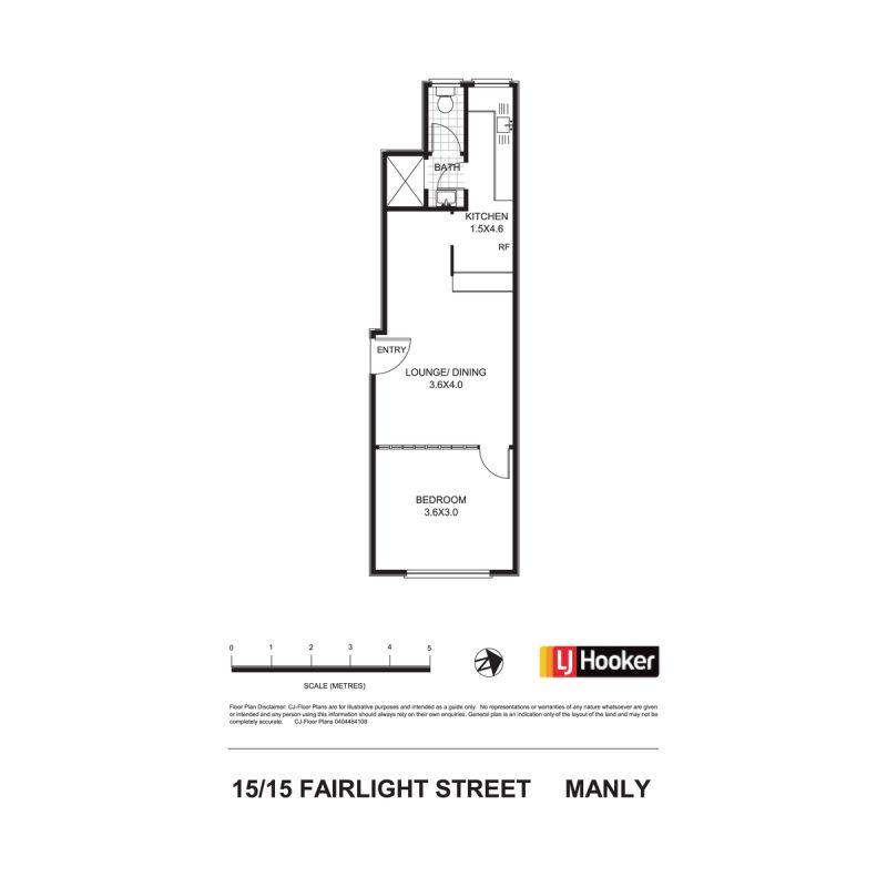 15/15 Fairlight Street Manly 2095