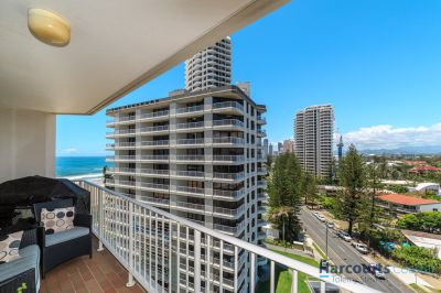 Absolute Beachfront 1bed