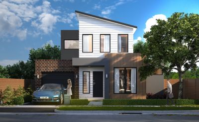 Soon To Be Completed. Two Story Residence Offering Three Bedrooms, Two Bathrooms And Garage.