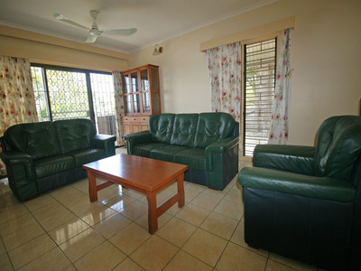 Coming Available!  Spacious three bedroom apartment