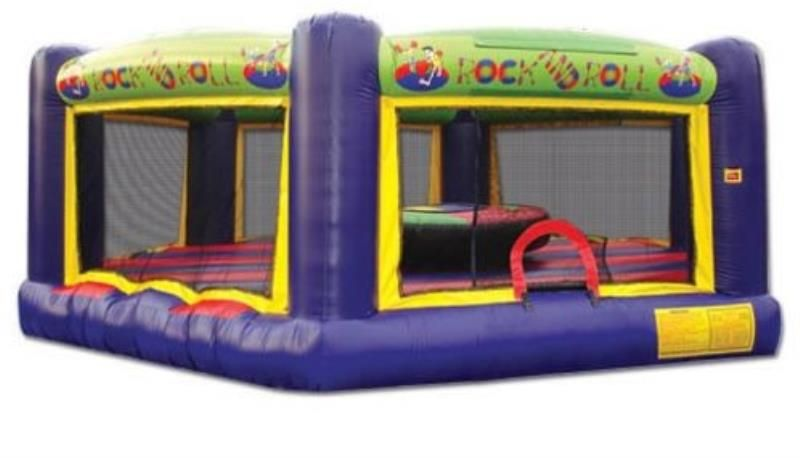 Jumping castles, amusement hire and much more