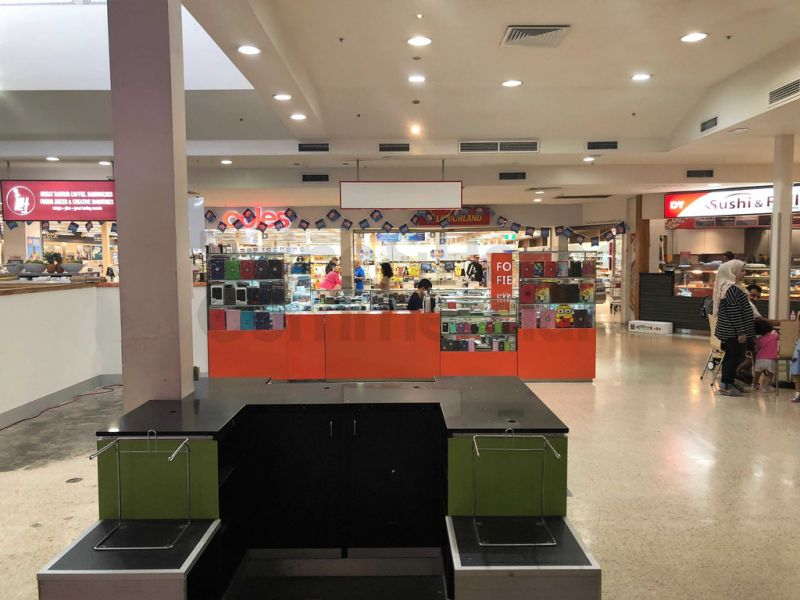76 sqm Retail Kiosk Opportunity in a Busy Shopping Centre
