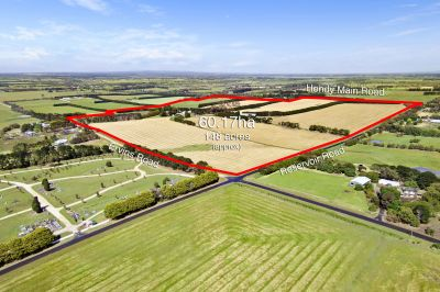 Outstanding Lifestyle and Grazing Property 60.17 ha 148 acres approx