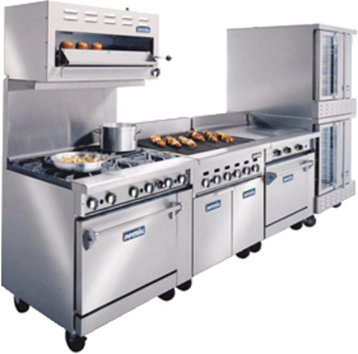 Large Kitchen Equipment supplier (first time listed) - Ref: 16423