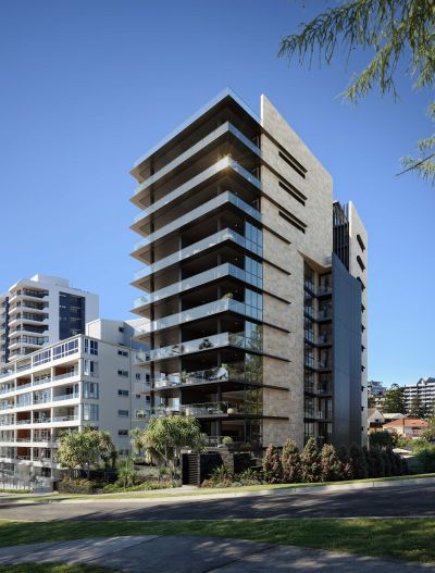 12/158-160 Marine Parade, Rainbow Bay