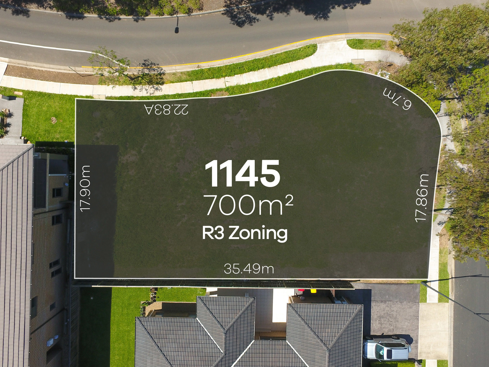 Colebee Lot 1145 Stonecutters Drive