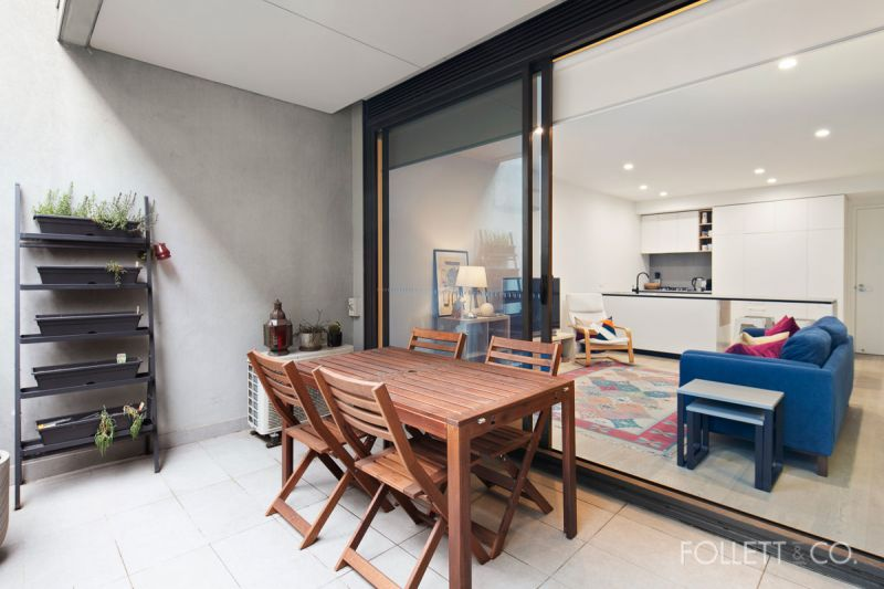 Contemporary Apartment in Stylish Locale