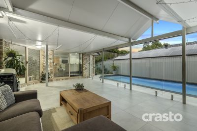 Stylish, Quality Family Home with Pool