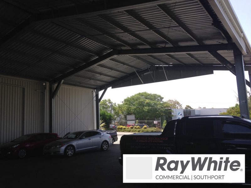 Versatile Freestanding Shed With Office And Mezzanine