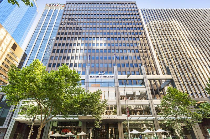MAKE YOUR MARK ON COLLINS STREET WITH THIS AFFORDABLE LEASING OPPORTUNITY.