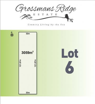 Lot 6/460 Grossmans Road, BELLBRAE