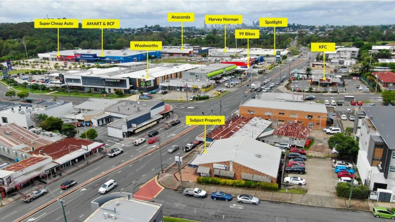 Rare Office/Retail Opportunity Along Busy South Pine Road