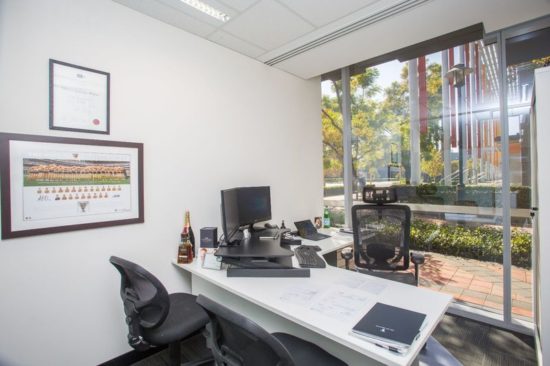 WELL APPOINTED & FURNISHED OFFICES - SUBIACO