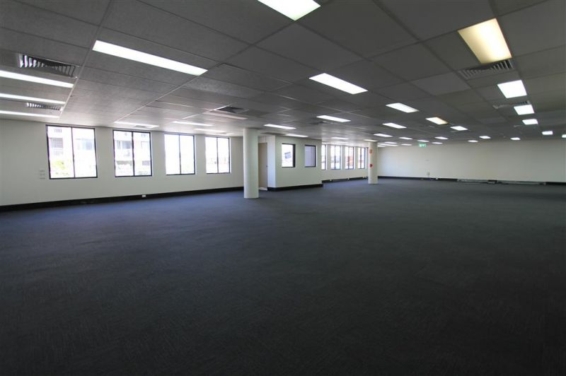 Whole Floor,  479m² Office with Own Amenities & Parking