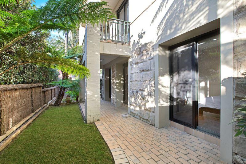 Rare Garden Apartment providing privacy and tranquility