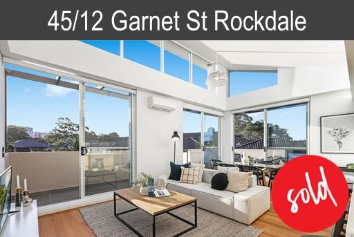 Vendor of 45/12-20 Garnet St Rockdale