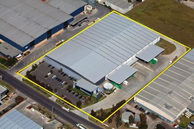 Quality, Free Standing, Modern Warehouse