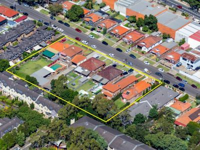 City Fringe Residential Development Site