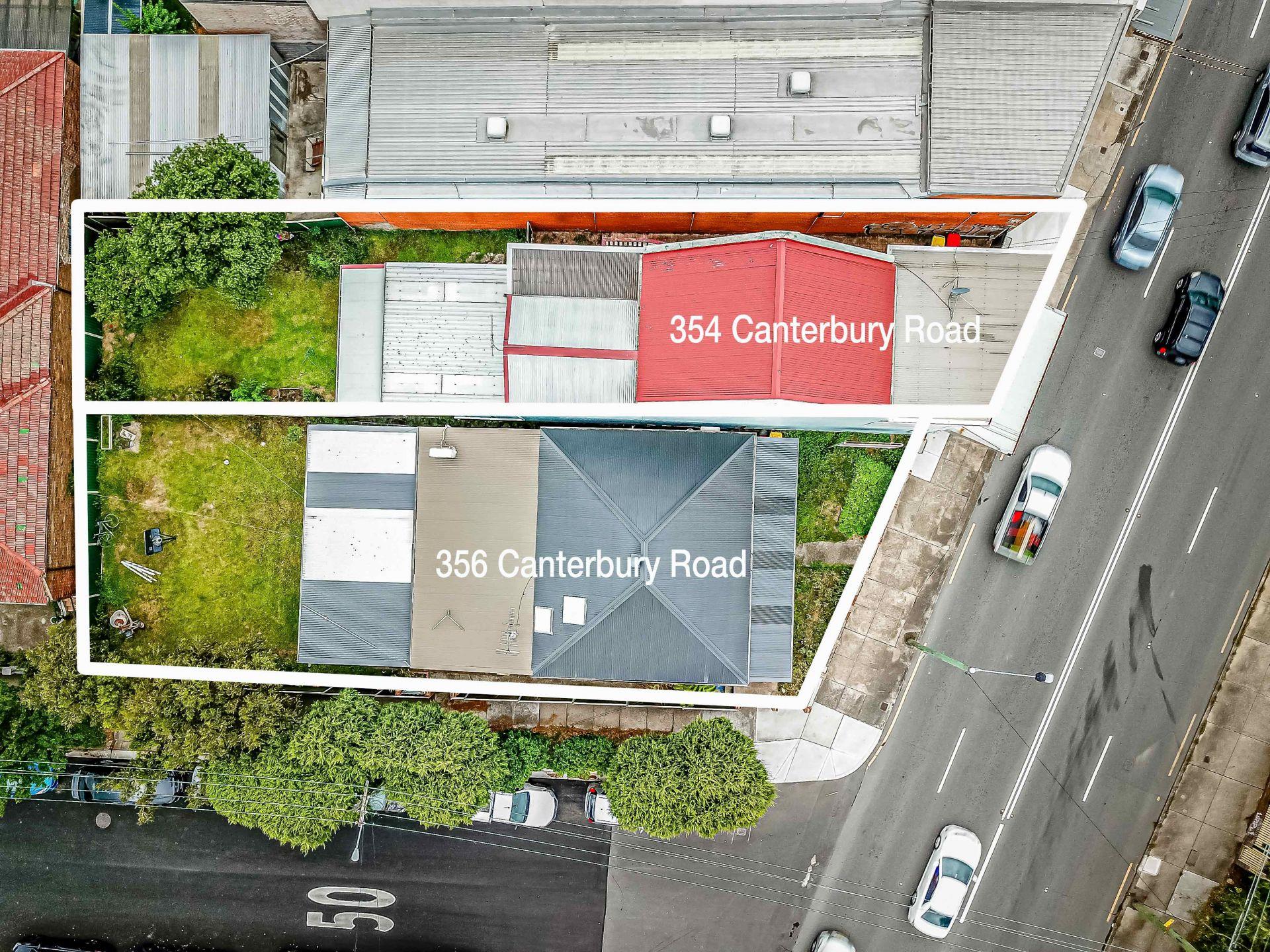 354-356 Canterbury Road, Hurlstone Park