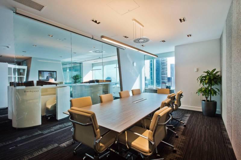 Modern, Flexible, Drop-In Workspace!