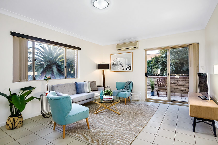 8/62-66 Courallie Avenue, Homebush West