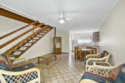 FURNISHED TOWNHOUSE DIRECTLY OPPOSITE THE STAR CASINO