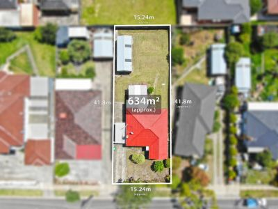 635sqm in Dream Springvale Location!