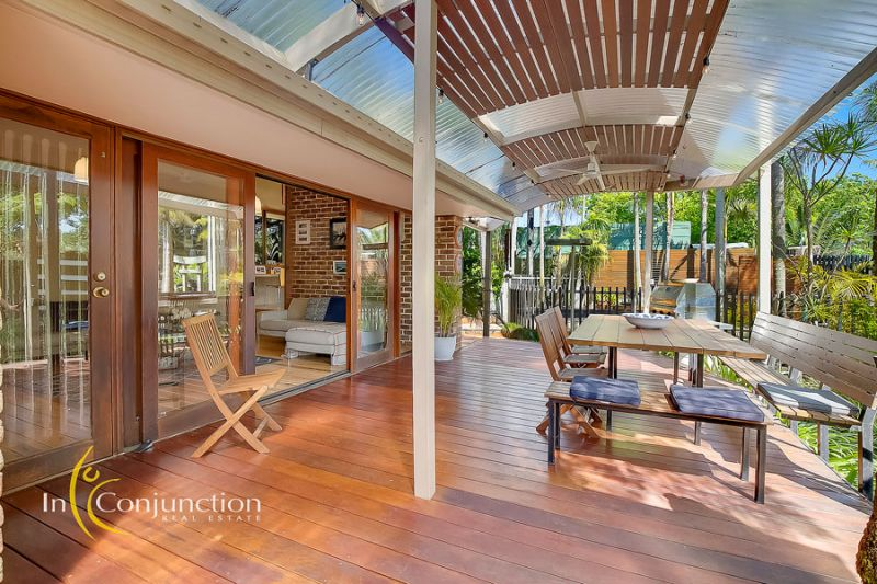Tropical paradise bringing the outside indoors. Spectacular home with light filled rooms and soaring ceilings! Something a little special in Galston.