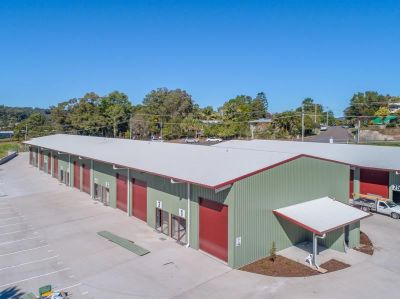 BRAND NEW INDUSTRIAL WAREHOUSES | NAMBOUR