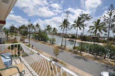 SURFERS PARADISE WATERFRONT PERFECT INVESTMENT