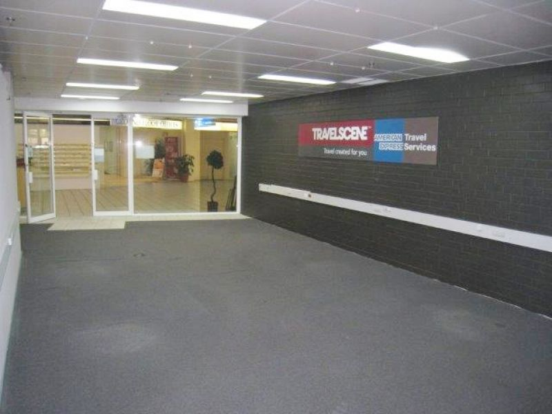 Spacious, Functional Retail Space