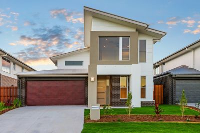 Brand New, Modern Home with Functional Floor Plan!