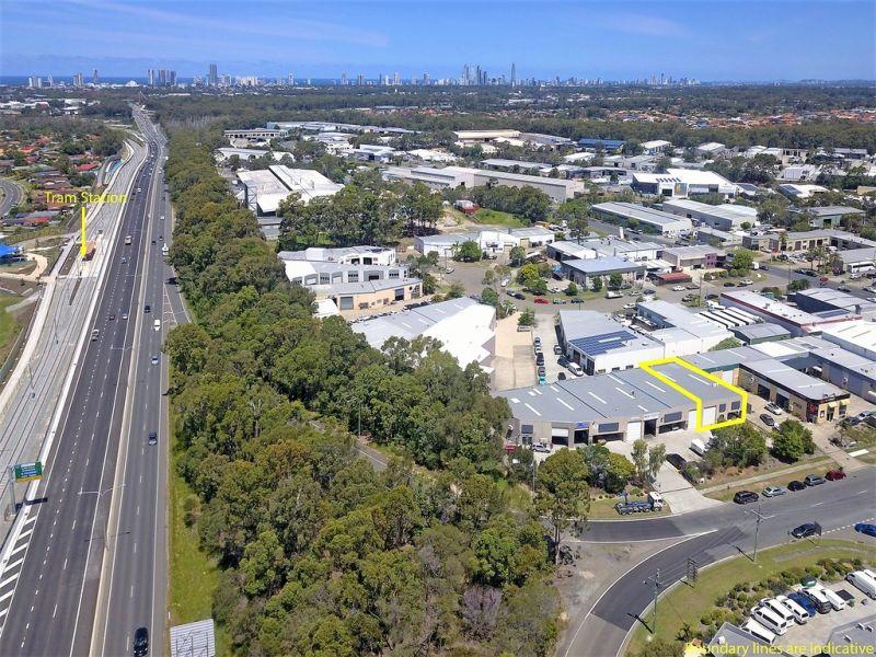 324m2 Industrial Unit, Prime Location, Great Exposure!
