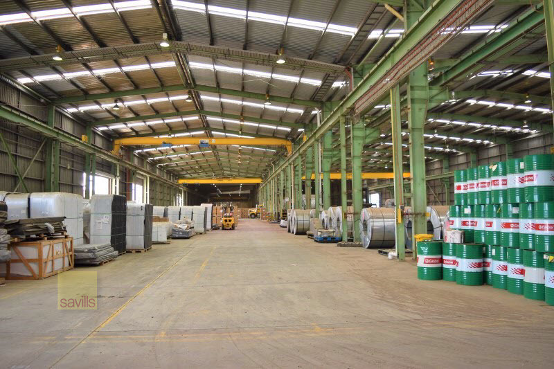 Heavy Industry - Major Transport Facility with yard from 1,000sqm
