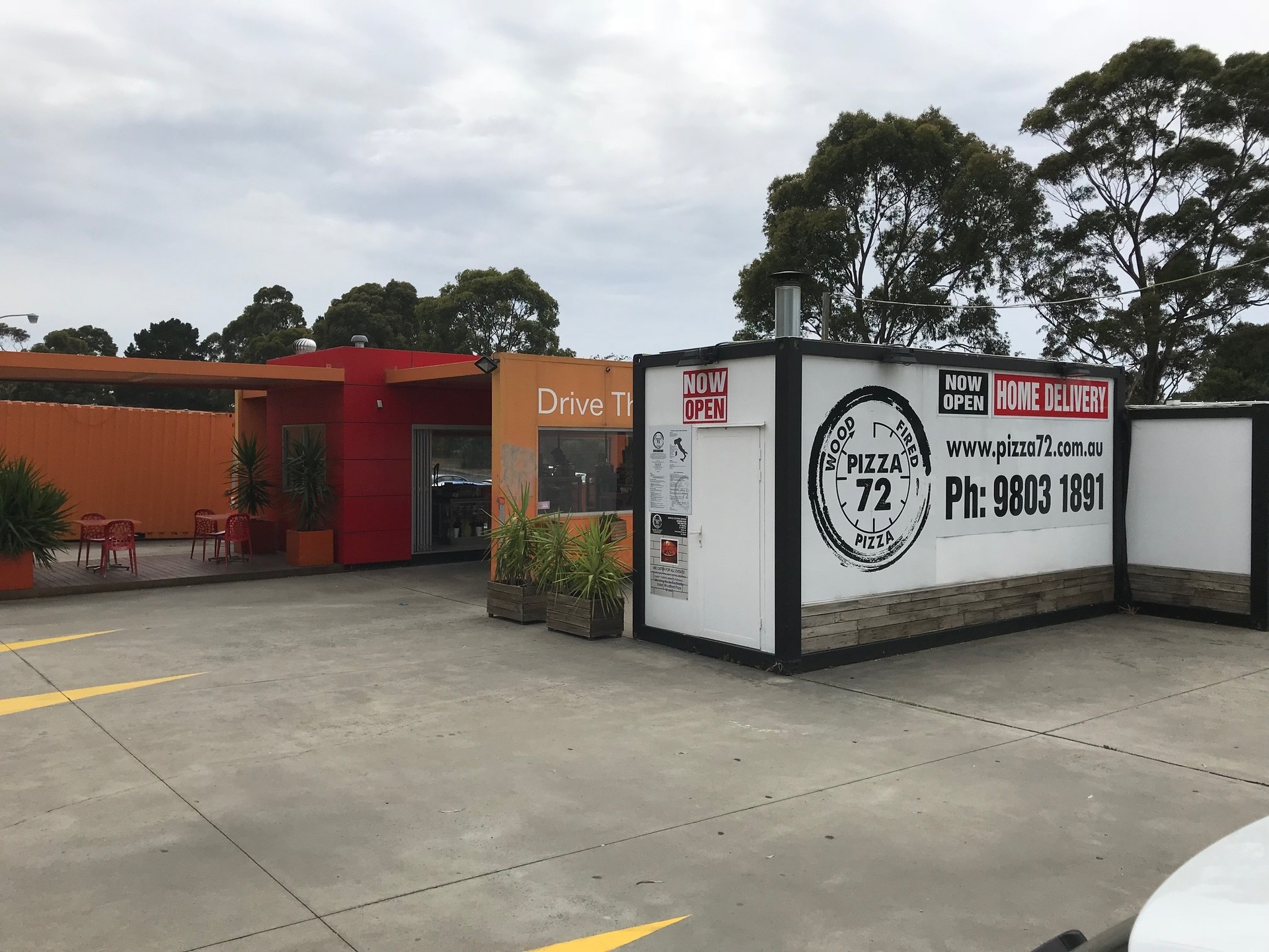 Business For Sale: Coffee Drive Through