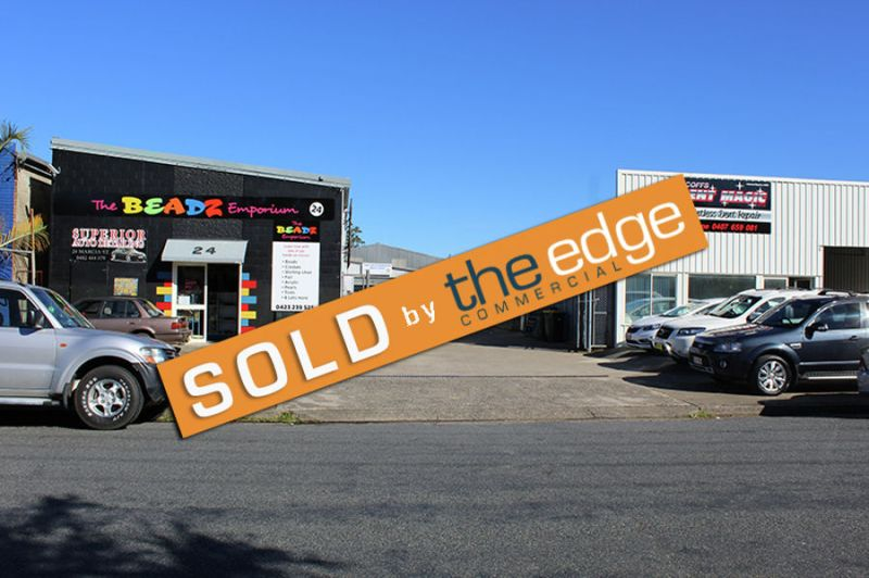 SOLD... BY THE EDGE COMMERCIAL..