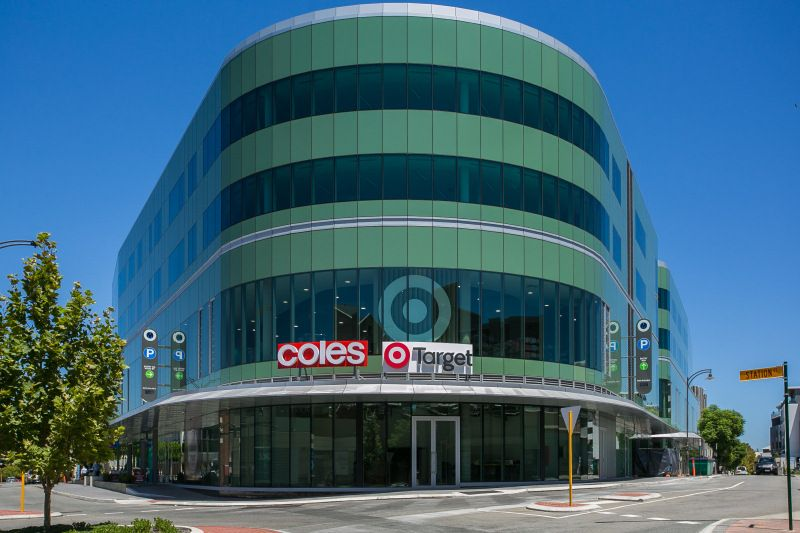 100m to 90 Minute FREE parking & NEW Coles / Target Development