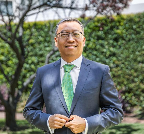 Bo Zhang real estate agent