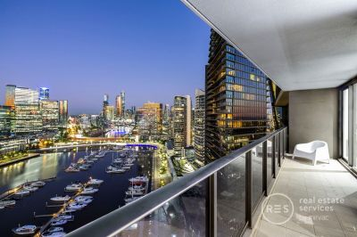 *Book now for your private inspection or video/Facetime tour* Prime time 'Array' living with spectacular city views