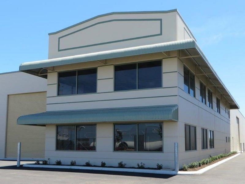 TWO RECENTLY CONSTRUCTED HIGH QUALITY OFFICE/WAREHOUSES