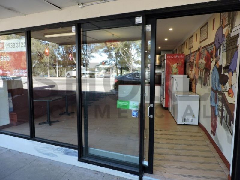 RETAIL OUTLET WITH OUTSTANDING EXPOSURE