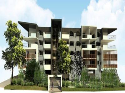 ATTRACTIVE DEVELOPMENT APPROVAL FOR 52 APARTMENTS OVER 4 LEVELS!