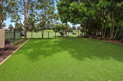 Single Level, Golf Course Frontage, Secured Estate - fully furnished